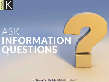 Ask Information Questions (EDI)