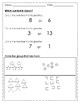 K End of Year Math Assessment