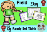 K Field Day Math and Literacy