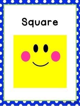 Kindergarten Shape Unit Part 1
