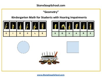 Geometry for Students with Deafness w/ ASL