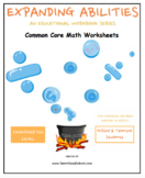 K-Math Bundle-Geometry,Algebra,Base10, Measure/Data,Counting-Gifted and Talented