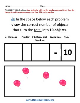 K - Gifted and Talented - Operations and Algebraic Thinking - Common Core