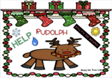 K Help Rudolph Dress for the Weather (Ebook with Comprehension)