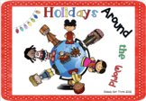 K Holidays Around the World Ebook With Comprehension
