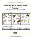 K - ID Idaho: Geometry, Algebraic, Base 10, Measure& Data, Counting to 100