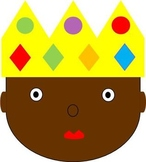 K Is For King by I Can Learn!