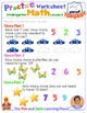 Math LESSON 6 ~ VIDEO & PRINTOUT ~ How Many to Ten?