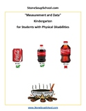 K - CCS: Measurement and Data for Students with Physical Disabilities