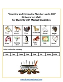K - Medical Disabilities - Counting and Comparing Numbers up to 100 -