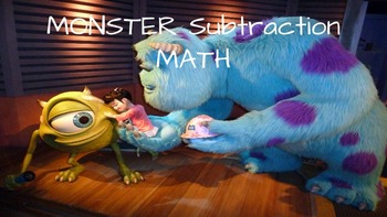 Smart Board  K.OA.2 Subtraction