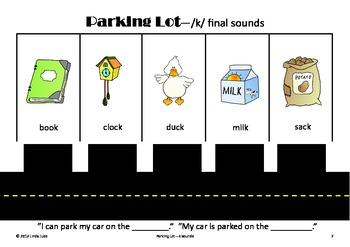 K Parking Lot