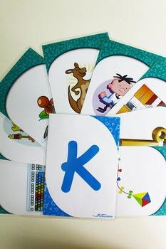 'K' Phonics Resource Package