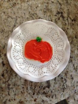 Thanksgiving /K/ SENTENCES Food Speech