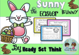 K. Sunny the Easter  Bunny (includes Reading Comprehension)