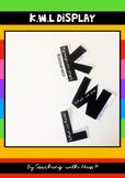 K.W.L Display