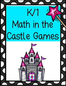K and 1 Math in the Castle Games