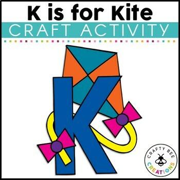Letter K Craft {Kite}