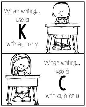 K or C...which will it be?
