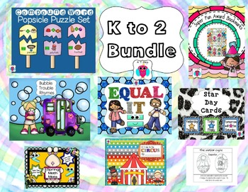 K to 2 Bundle
