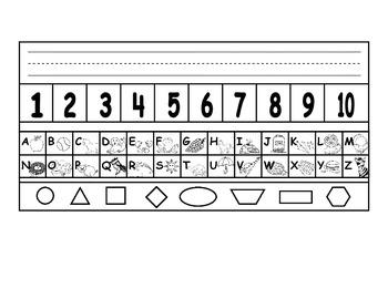 K0 - K1 Name Plate