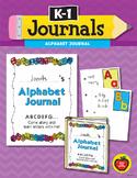 K–1 Journals: Alphabet Journal
