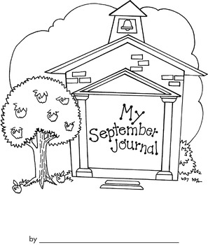 K–1 Journals: Fall Journals