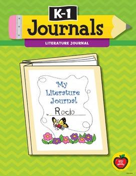 K–1 Journals: Literature Journal