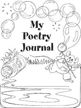 K–1 Journals: Poetry Journal