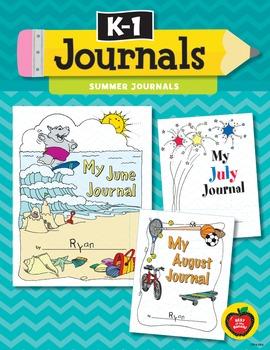 K–1 Journals: Summer Journal