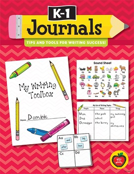 K–1 Journals: Tips and Tools for Writing Success!