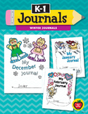 K–1 Journals: Winter Journals