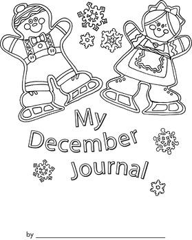 K–1 Journals: Winter Journals