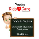 Social Skills Character Education Curriculum - Interactive