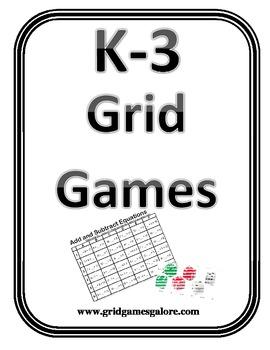 K3 Grid Games