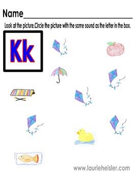K345 December Phonics