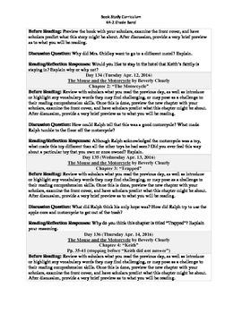 K4-2 Grade Band Reading Curriculum/Program (April)