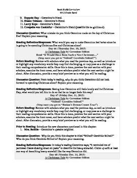 K4-2 Grade Band Reading Curriculum/Program (December)