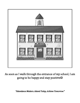 K4 Going To School Coloring Packet: Summer Transitioning