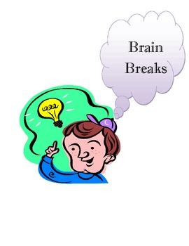 K5, 1st, 2nd Brain Breaks