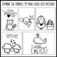 KA Fonts - Valentine's Day Doodle Font