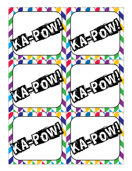 KA-POW! (Addition: Sums 0-11) [K-1]
