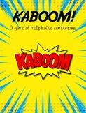 KABOOM! Multiplicative Comparisons