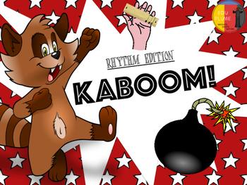 KABOOM - RHYTHM EDITION