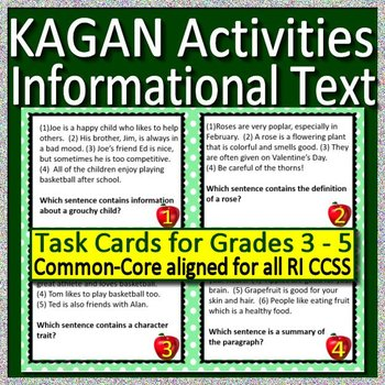 Definition Of Round Table.Kagan Round Table Cooperative Learning Kagan Activity Informational Task Cards