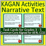 KAGAN Round Table Cooperative Learning Kagan Activity Literature Task Cards