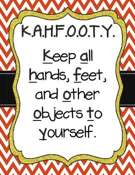 K.A.H.F.O.O.T.Y