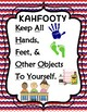 KAHFOOTY Poster
