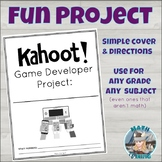 Kahoot! Directions Worksheets & Teaching Resources | TpT