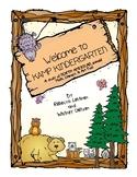 KAMP Kindergarten {Math, Literacy, & Art FUN}